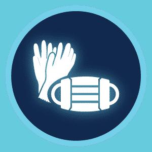 Gloves and Masks