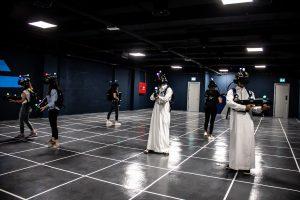 VR Gaming Center - Arena Games