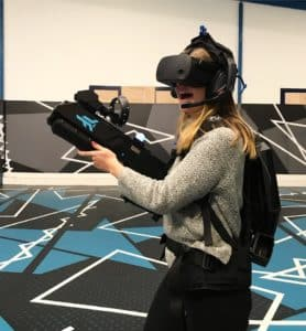 Arena Games: a new virtual reality gaming experience is coming to Dubai