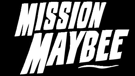 Mission Maybe Logo W